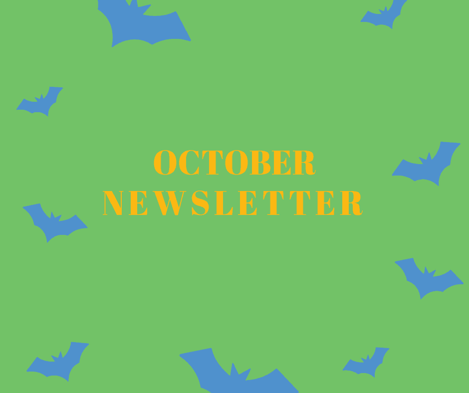 OCTOBER NEWSLETTER River Bend 2018